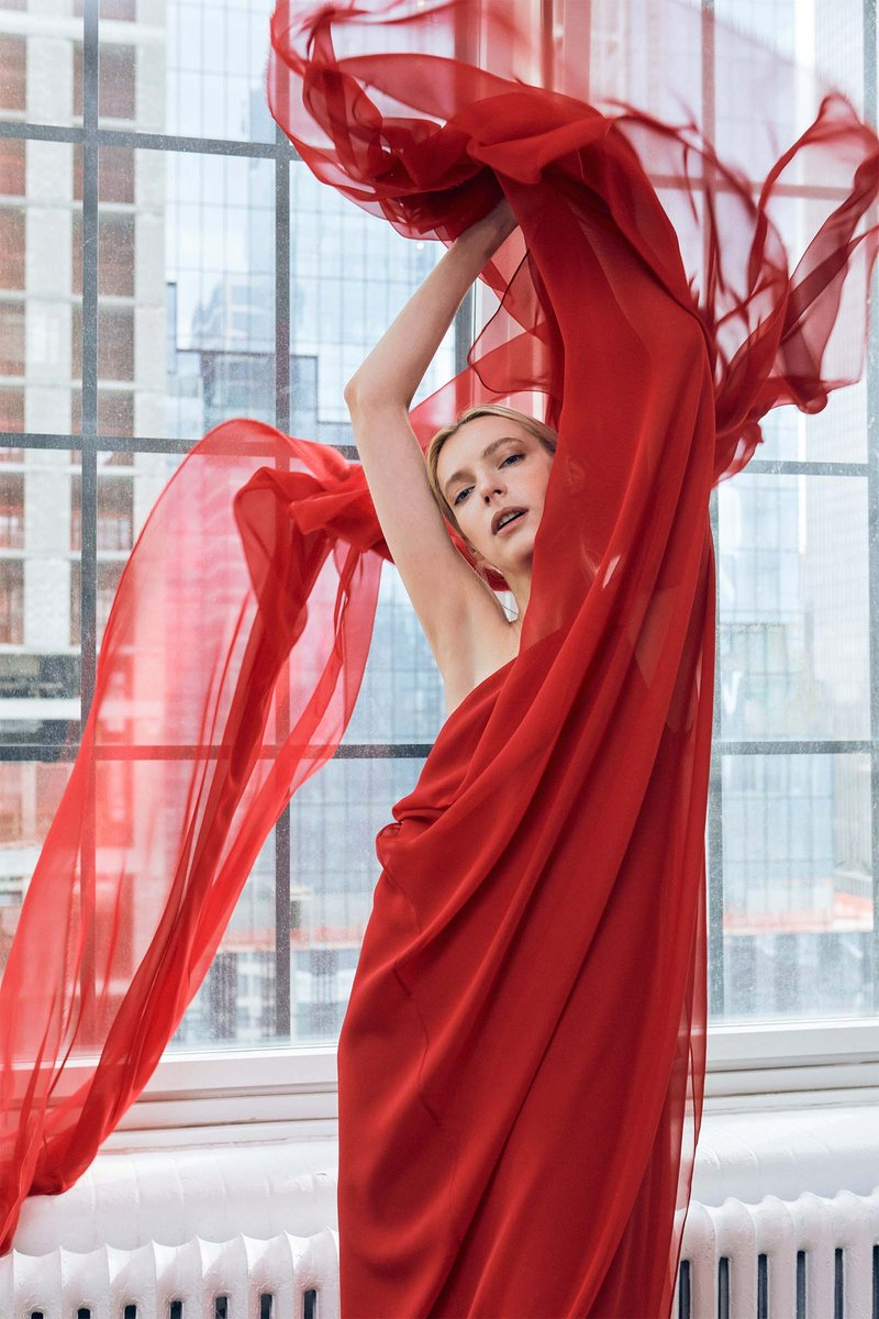 Halston launches collection inspired by the Netflix series