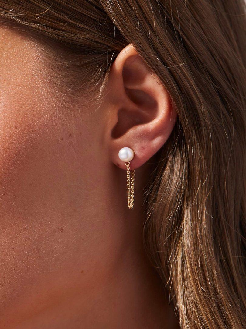 Ana Luisa Jewelry Co Creation Earrings