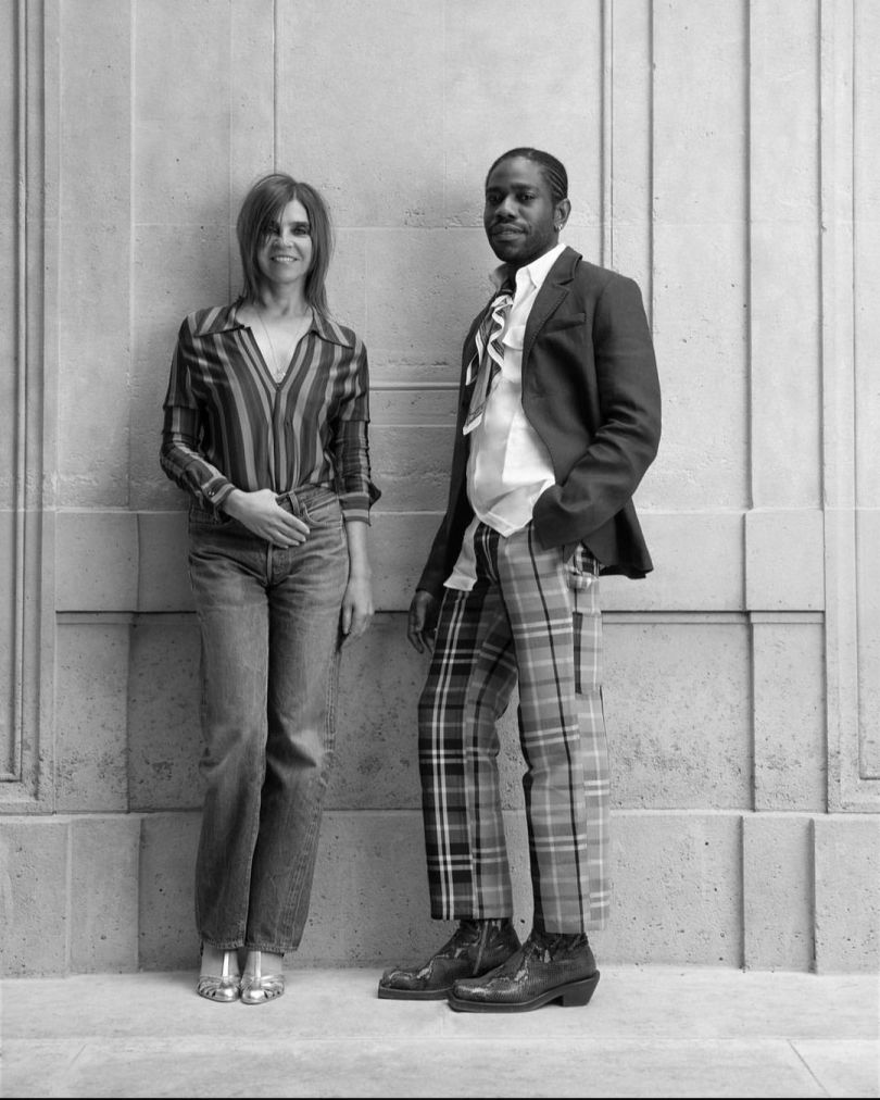 House of Karl Lagerfeld and Kenneth Ize unveil Gender-Neutral Capsule