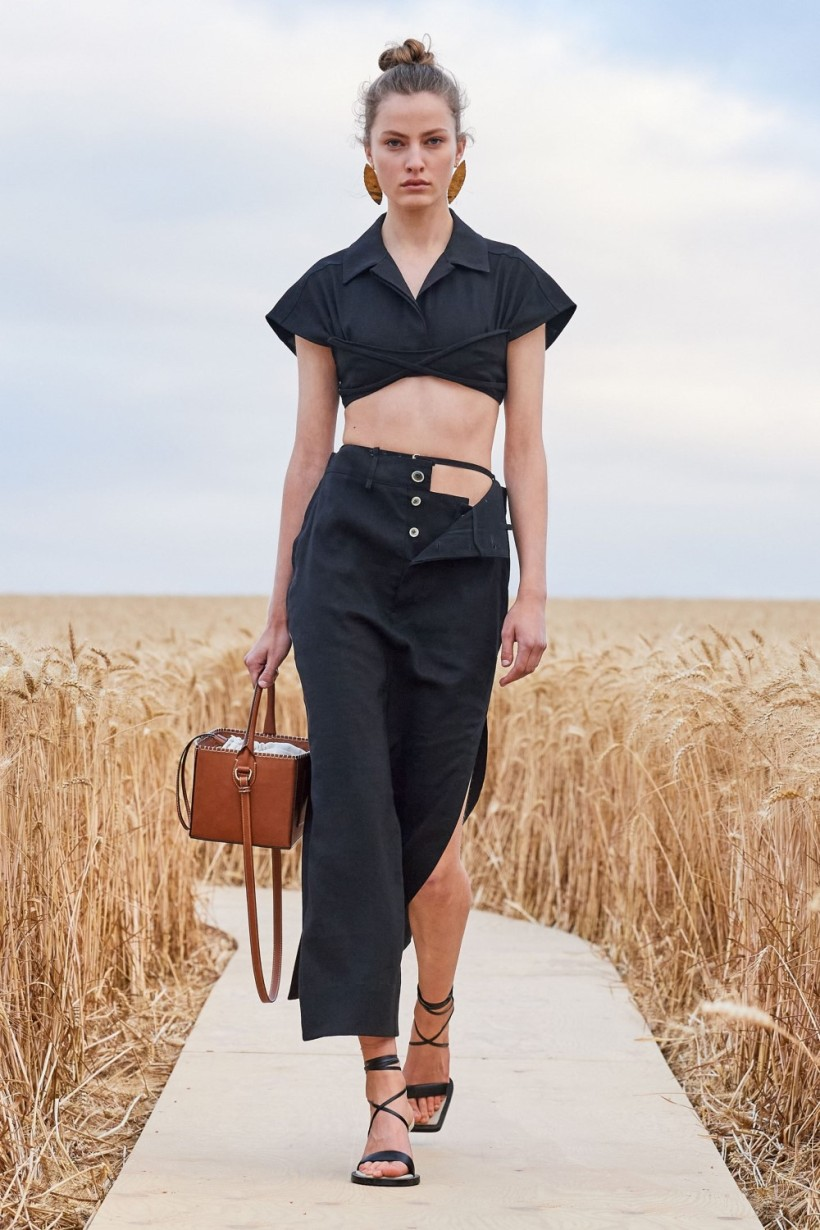 Jacquemus debuts hot new collection titled La Montagne