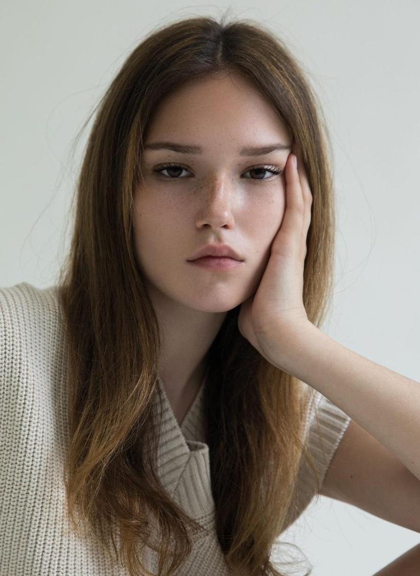 Model Of The Week: Lisa Maria Cassens