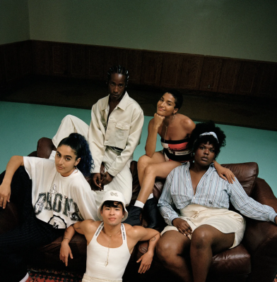 Indya Moore and Tommy Hilfiger launch Gender Neutral Collection