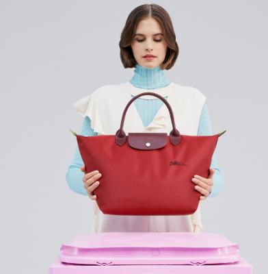 Longchamp unveils Le Pliage Green Collection