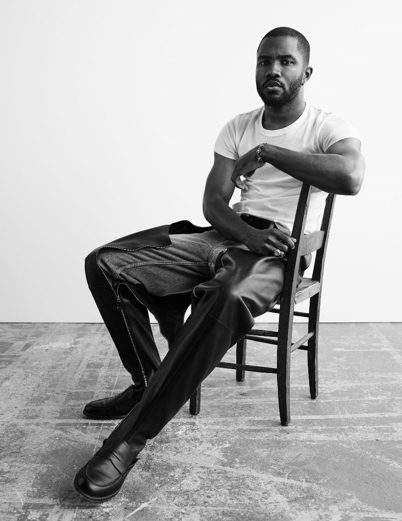 Frank Ocean launches his own luxury label