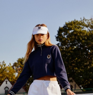 Kith releases collection inspired by Wilson\'s iconic legacy in Tennis