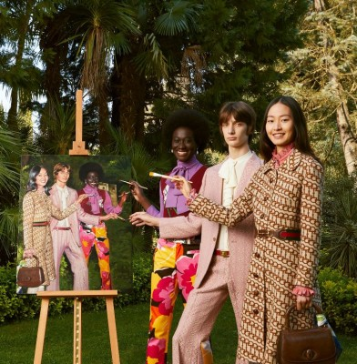 Gucci launches New Online Concept Store