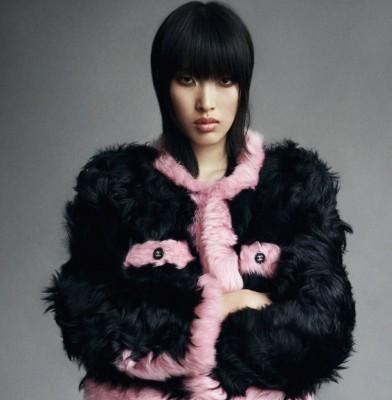 Model Of The Week: Dahan Phuong Oanh