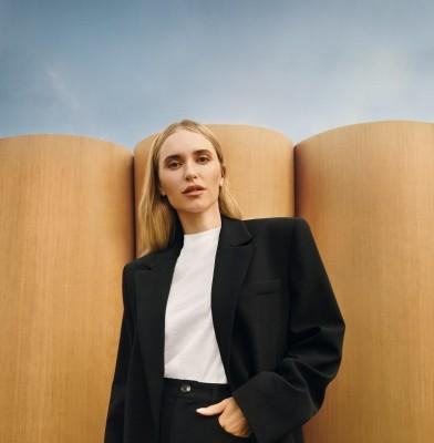 Pernille Teisbaek launches a fashion essentials capsule with Mango